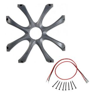 Find Kicker GL710 10-inch Protective Round Sub Subwoofer Grill Screw Install Kit motorcycle in Nixa, Missouri, United States, for US $34.99