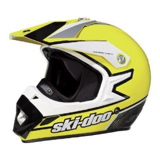 Purchase Ski-doo XP-R2 Carbon Light Original Helmet - Yellow motorcycle in Sauk Centre, Minnesota, United States, for US $361.24