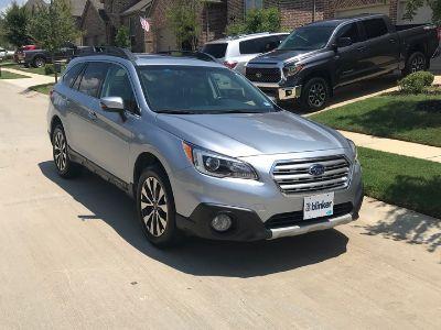 2016 Subaru Outback 4D Wagon Limited (silver)