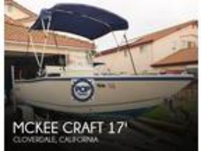 Mckee Craft - 172 Backwater
