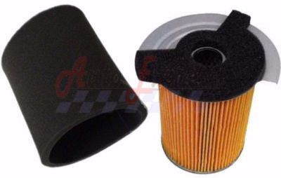 Buy Pre & Air Filter for Yamaha G14 1978-1989 4 Cycle Gas Golf Cart motorcycle in Lapeer, Michigan, United States, for US $12.98