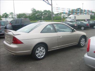 2002 Honda Civic Coupe EX-Tan-Auto-112015