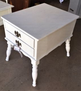 Vintage Ethan Allen Side Table
