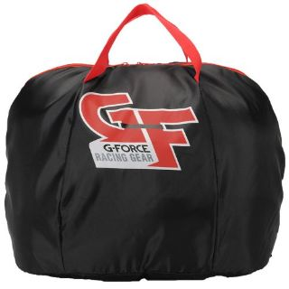 Sell G-FORCE 1006 Classic Helmet Bag Storage Nylon Black motorcycle in Suitland, Maryland, United States, for US $24.94