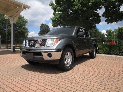 2007 Nissan Frontier SE (Grey)