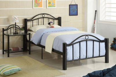 NEW TWIN BED WITH MATTRESS $158 OR BUNK BED WITH MATTRESS 250