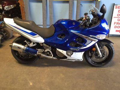 2006 Suzuki Katana 600 Sport Motorcycles Bessemer, AL