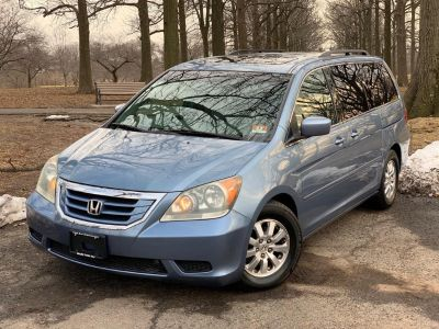 2010 Honda Odyssey EX-L (Blue)