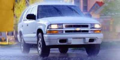 2003 Chevrolet Blazer LS (Light Pewter Metallic)
