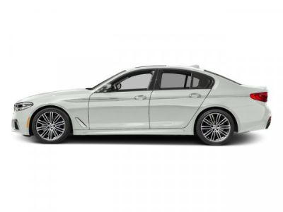 2018 BMW 5-Series M550i xDrive (Alpine White)