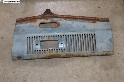 55-66 Bus Dash Radio Repair Section