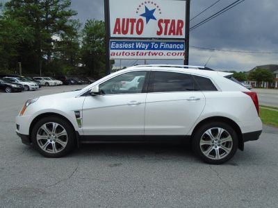 2012 Cadillac SRX Performance Collection (White)