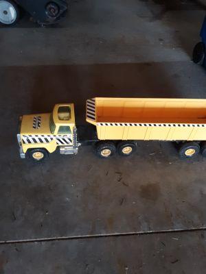 Tonka Steel Truck