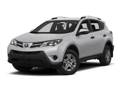 2013 Toyota RAV4 XLE (Silver)