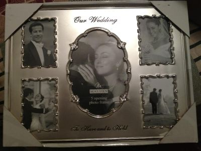 Nice Wedding picture frame