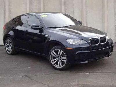 Used 2012 BMW X6 M for sale