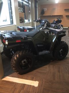 2018 Polaris Sportsman 570 EPS Utility ATVs Woodstock, IL