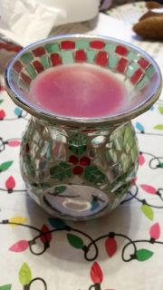 Free Yankee Candle Scent Burner