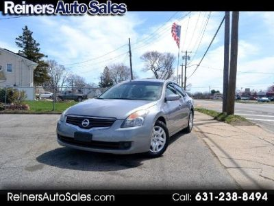 2009 Nissan Altima 2.5 S Low Mileage Warranty Included