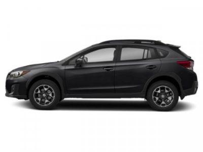 2019 Subaru Crosstrek Limited (Crystal Black Pearl)