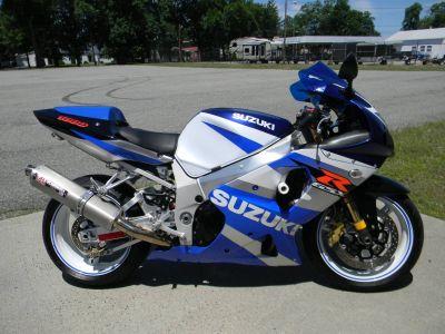 2002 Suzuki GSX-R1000 SuperSport Motorcycles Springfield, MA