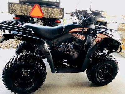 2012 Kawasaki Brute Force 300 Sport-Utility ATVs Fairfield, IL