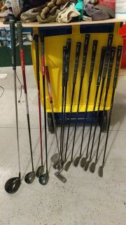Callaway Golf Club Set