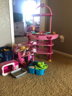 FREE Baby Alive Kitchen and accessories