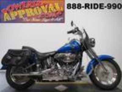 Used 2002 Harley-Davidson FLSTFI - Fat Boy Injection