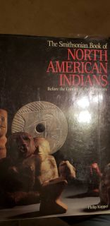 The Smithsonian book of north American Indians