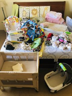 Downsizing Baby Supplies