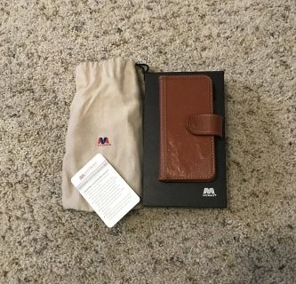 New Leather iPhone 6/6s Wallet Case