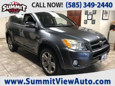 2011 Toyota RAV4 Sport (Magnetic Gray Metallic)