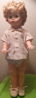 "23"" Tall Doll - P M Sales Inc 1966 AE17"