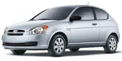 2009 Hyundai Accent GS (Mellow Yellow)