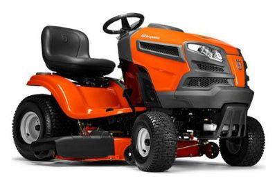 2019 Husqvarna Power Equipment YTH22V46 Lawn Tractor Briggs & Stratton Residential Tractors Francis Creek, WI