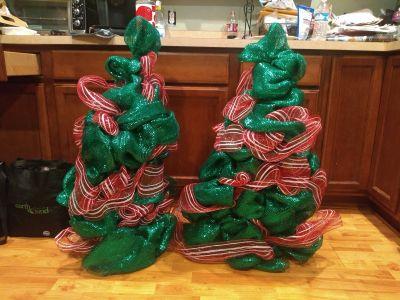 Decrative Christmas Trees