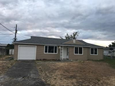 4 Bed 2 Bath Foreclosure Property in Moses Lake, WA 98837 - Shaw St