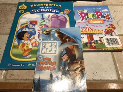 Kids books. FREE. Must meet at my convenience.