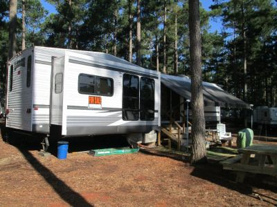 2014 Wildwood Lodge  Travel Trailer