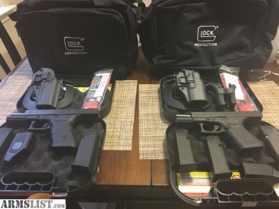 For Sale: Glock 20/23 Package