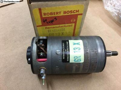 NOS 6V type3 voltage regulator and GR13X generator