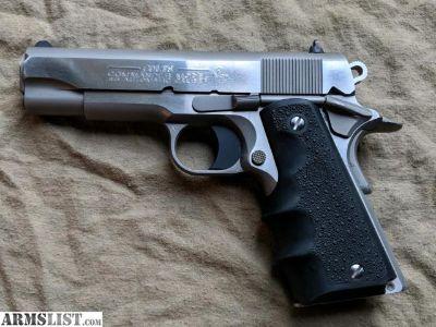 For Trade: Colt commander 1911