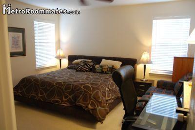 Studio Bedroom In West Houston