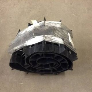 Sell Brand New OEM Ski Doo Track 154x2.25 motorcycle in Andover, Massachusetts, United States, for US $495.00