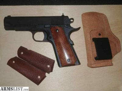 For Sale: ATI GI 1911 commander with extras