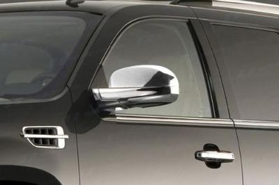Sell SES Trims TI-MC-110F Cadillac Escalade Mirror Covers Truck, SUV Chrome Trim 3M motorcycle in Bowie, Maryland, US, for US $66.00