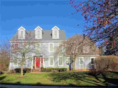 5237 River Ridge Circle Sylvania Five BR, Classic colonial with