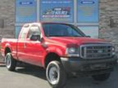 Used 2003 FORD F250 SUPER DUTY For Sale