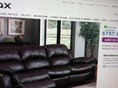 $790, reclinable sofas SET NEW